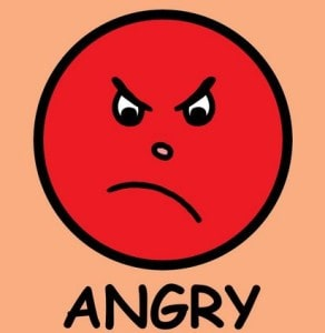 anger and hearing