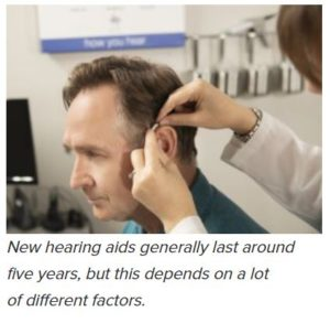 How long will hearing aids last