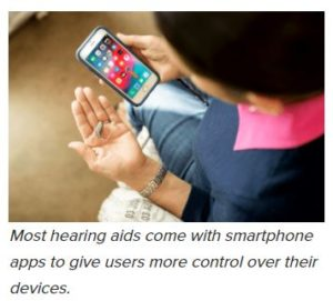 hearing aid apps