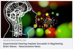hearing and neuroscience